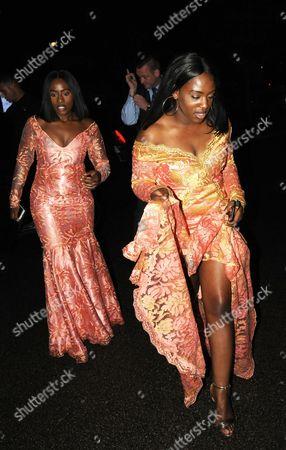 Deborah and Hannah Agboola