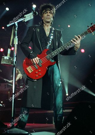 Stock Image of Bon Jovi - Alec John Such