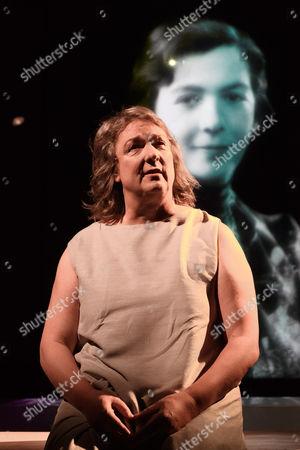Editorial picture of 'EVE' play, Traverse Theatre, Edinburgh Festival Fringe, Scotland, UK - 30 Jul 2017