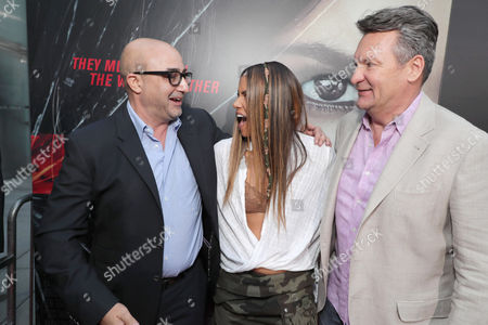 Editorial photo of 'Kidnap' film premiere, Arrivals, Los Angeles, USA - 31 Jul 2017