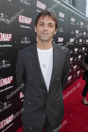 Director Luis Prieto