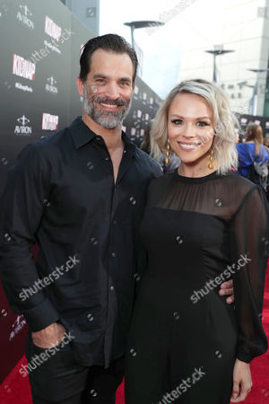 Johnathon Schaech, Julie Solomon