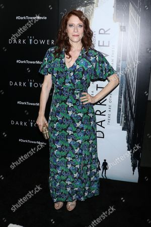Editorial picture of 'The Dark Tower' film premiere, Arrivals, New York, USA - 31 Jul 2017