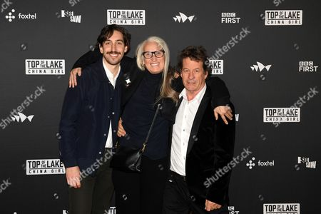 Stock Photo of Jane Campion, Ariel Kleiman and Gerard Lee