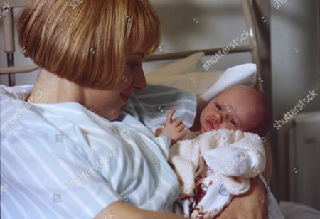 Sally Dynevor (as Sally Webster), Emma Collinge (as Rosie Webster)