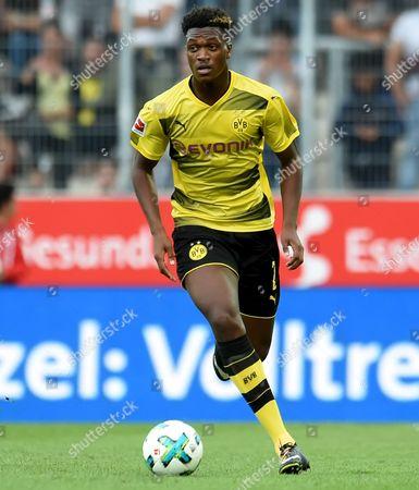 Stock Photo of Dan-Axel Zagadou (Dortmund)