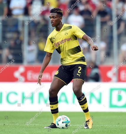 Stock Image of Dan-Axel Zagadou (Dortmund)