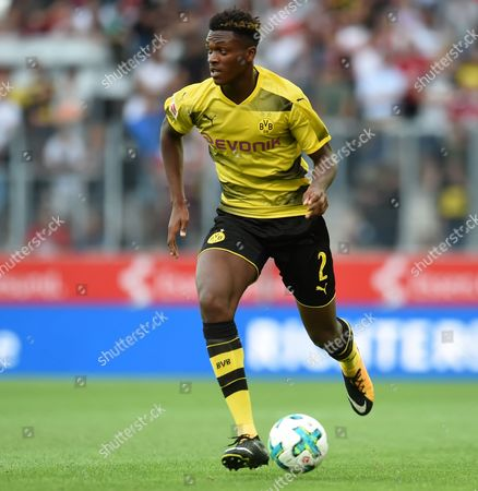 Editorial photo of Rot Weiss Essen v Borussia Dortmund, Friendly football match, Essen, Germany - 11 Jul 2017