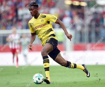 Editorial picture of Rot Weiss Essen v Borussia Dortmund, Friendly football match, Essen, Germany - 11 Jul 2017