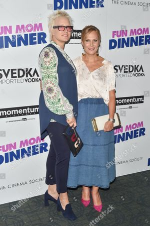 Nancy Jarecki and Julie Yaeger