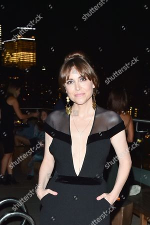Editorial picture of 'Fun Mom Dinner' film premiere, After Party, New York, USA - 1 Aug 2017