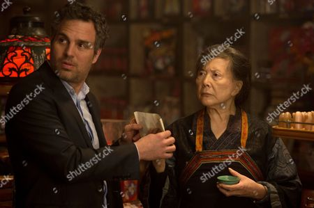 Stock Photo of Mark Ruffalo, Tsai Chin