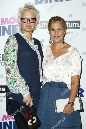 Nancy Jarecki, Julie Rudd