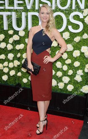 Stock Picture of A. J. Cook