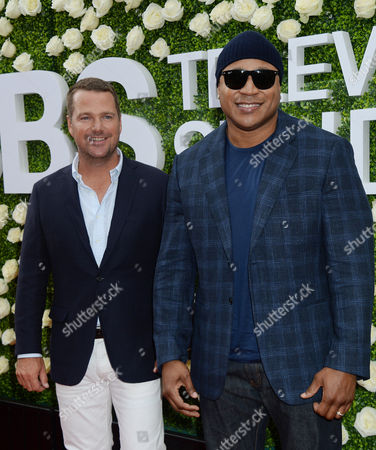 Chris O Donnell and LL Cool J