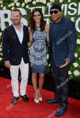 Chris O Donnell, Daniela Ruah and LL Cool J