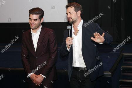 Matthew Budman (Producer) and Mark Boal (Writer, Producer)