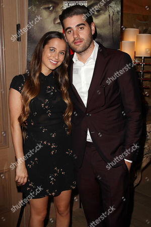 Grace Morton and Matthew Budman (Producer)