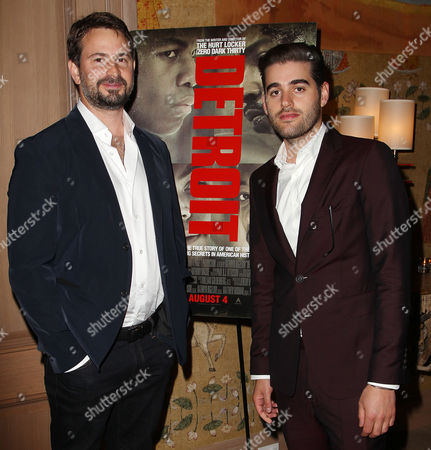 Mark Boal (Writer, Producer) and Matthew Budman (Producer)