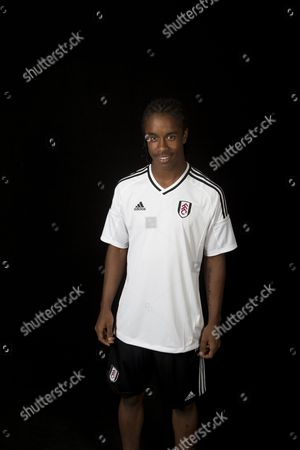 Christopher Kelly of Fulham