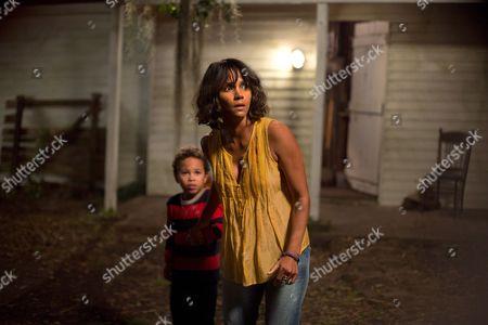 Sage Correa, Halle Berry