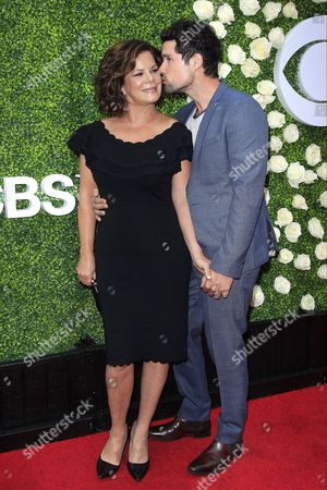 Stock Photo of Marcia Gay Harden and Ben Hollingsworth