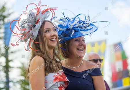 Editorial picture of Qatar Glorious Goodwood Festival, West Sussex, UK - 01 Aug 2017