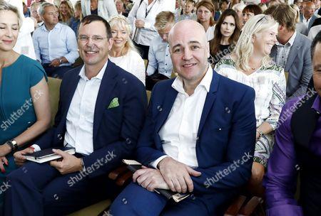 Fredrik Reinfeldt, Anders Borg