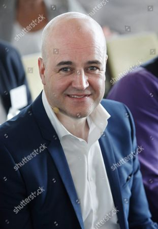 Stock Picture of Fredrik Reinfeldt