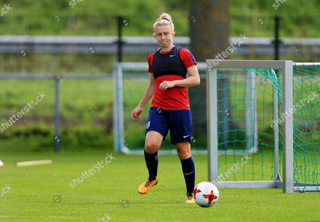 Editorial photo of England Training, UEFA Women's Euro 2017, Sporting 70, Utrecht, the Netherlands - 2 August 2017