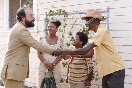 Brett Gelman, Nia Long, Keith L. Williams, Conrad Roberts