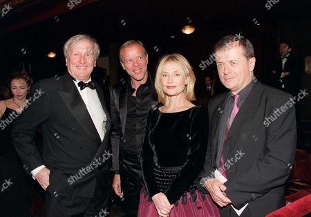 Claude Rich, Pascal Greggory, Isabelle Huppert, Patrice Chereau, Paris, France
