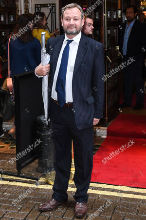 Editorial picture of 'Evita' musical press night, Arrivals, London, UK - 02 Aug 2017