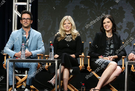 Josh Schwartz, Executive Producer, Stephanie Savage, Executive Producer, Sallie Patrick, Executive Producer