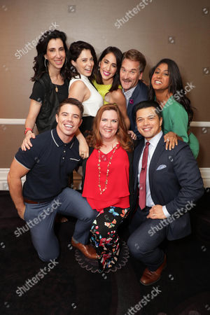Aline Brosh McKenna, Executive Producer, Showrunner, Rachel Bloom, Gabrielle Ruiz, Pete Gardner, Vella Lovell, David Hull, Donna Lynne Champlin, Vincent Rodriguez III