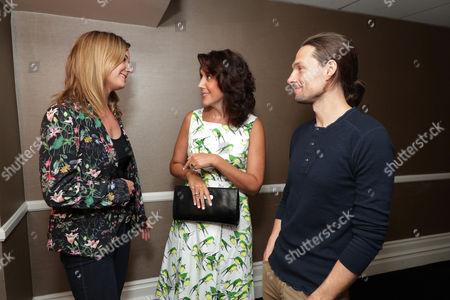 Emily VanCamp, Rina Mimoun, Executive Producer, Gregory Smith