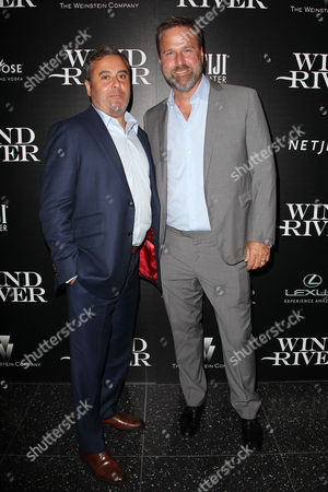 Matthew George and Basil Iwanyk (Producers)
