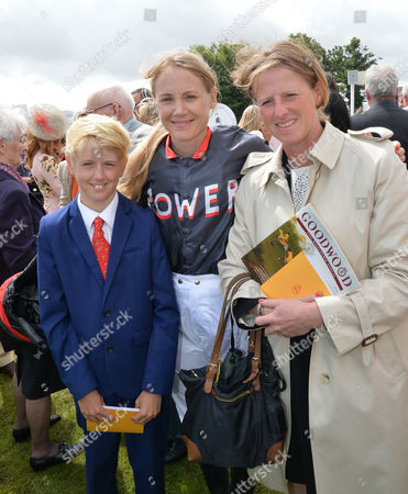 Editorial image of Qatar Goodwood Festival Day 3. Goodwood Racecourse, West Sussex, UK - 03 Aug 2017