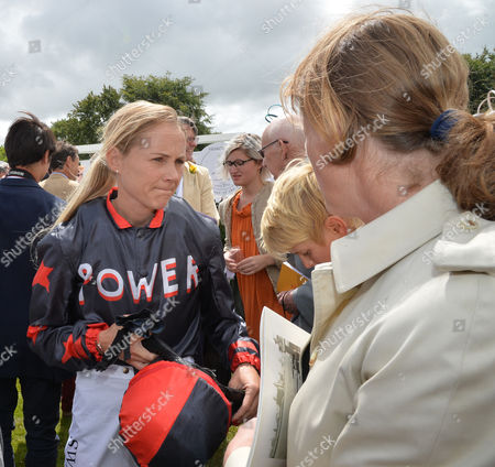 Editorial picture of Qatar Goodwood Festival Day 3. Goodwood Racecourse, West Sussex, UK - 03 Aug 2017
