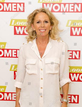 Editorial photo of 'Loose Women' TV show, London, UK - 03 Aug 2017