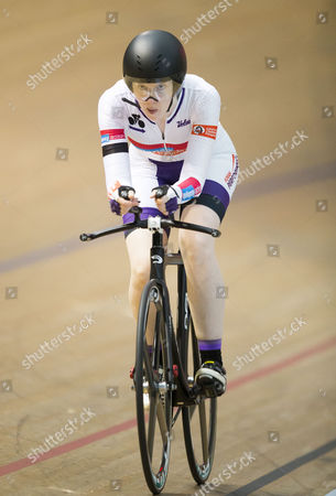 Editorial image of Cycling at the Velodrome, Glasgow, Scotland, UK - 02 Jul 2017