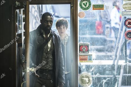 Idris Elba, Tom Taylor
