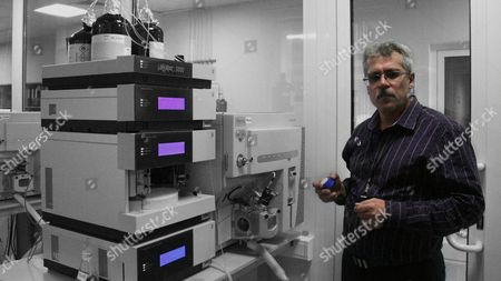 Stock Picture of Grigory Rodchenkov