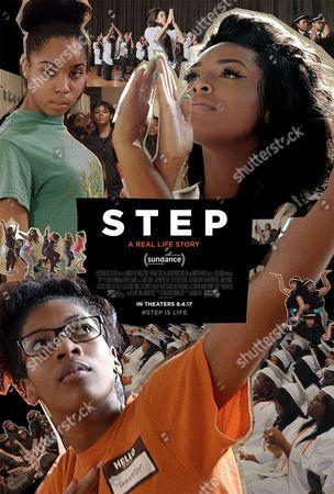 Step (2017) Poster Art