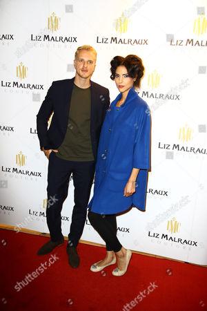 Mario Galla and Zoe Helali