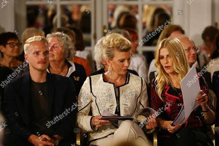 Editorial image of Liz Malraux fashion show, Hamburg, Germany - 03 Aug 2017