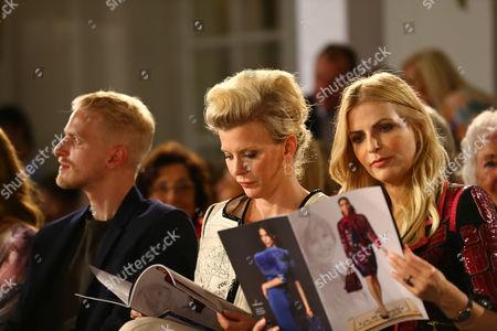 Editorial photo of Liz Malraux fashion show, Hamburg, Germany - 03 Aug 2017