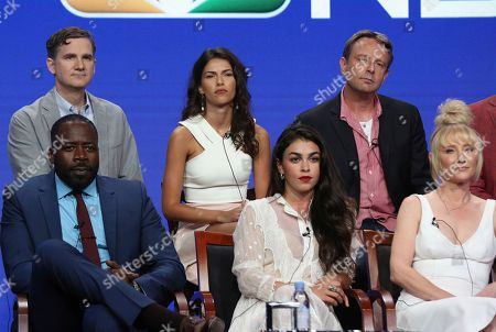 Editorial picture of 2017 Summer TCA - NBC, Beverly Hills, USA - 03 Aug 2017