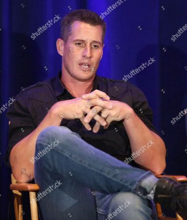 "Stock Photo of Brendan Fehr participates in ""The Night Shift"" panel during the NBC Television Critics Association Summer Press Tour at the Beverly Hilton, in Beverly Hills, Calif"