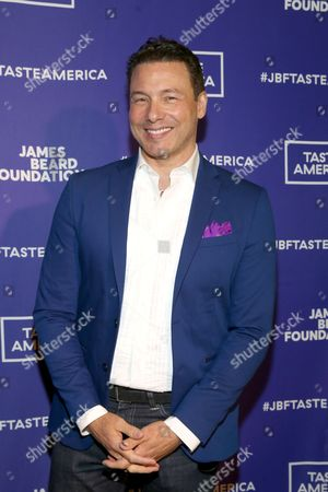 Editorial picture of James Beard Foundation's 5th Anniversary of Taste America, Ten-City National tour, New York, USA - 02 Aug 2017